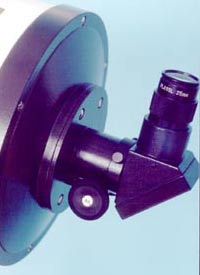 Ocular and focuser of the TAL-200K telescope